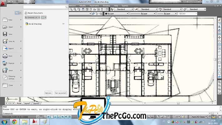Autodesk-AutoCAD-2010-free-download-thepcgo